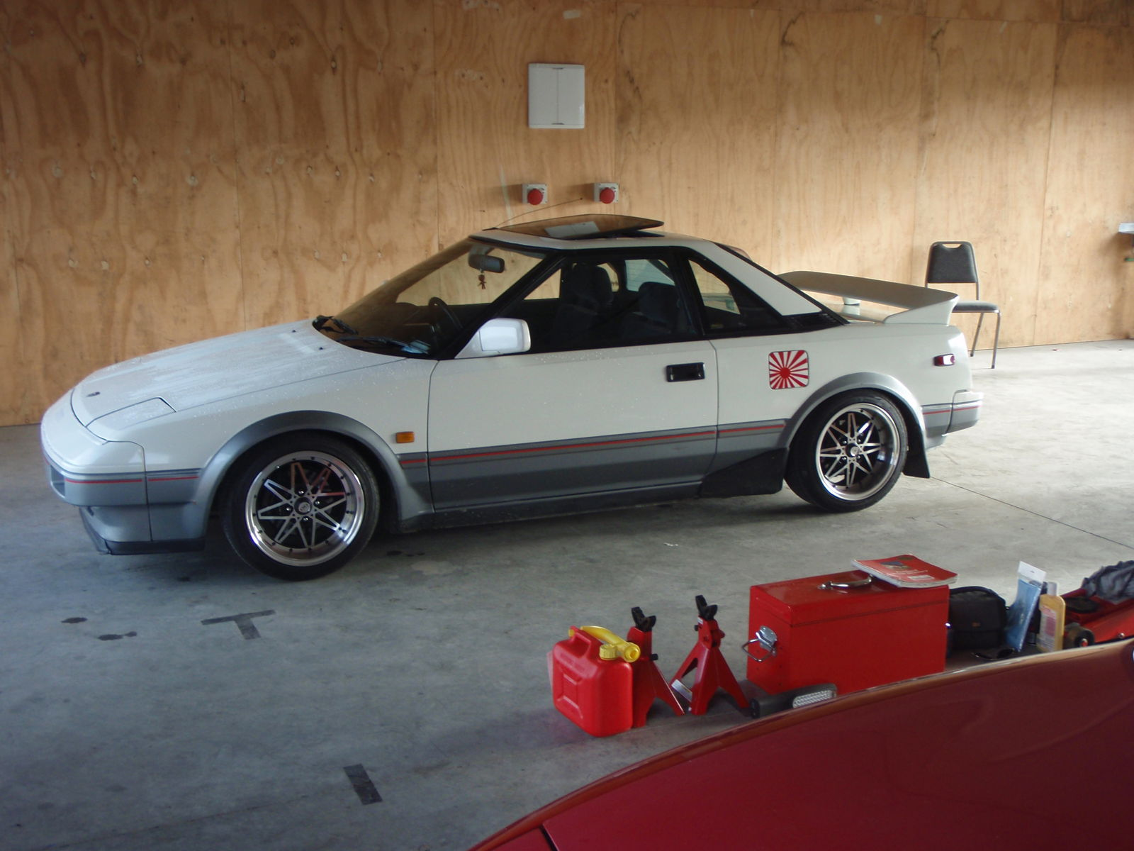 43aa30d4e1c AW11 Aggressive Fitment - MR2 Owners Club Message Board